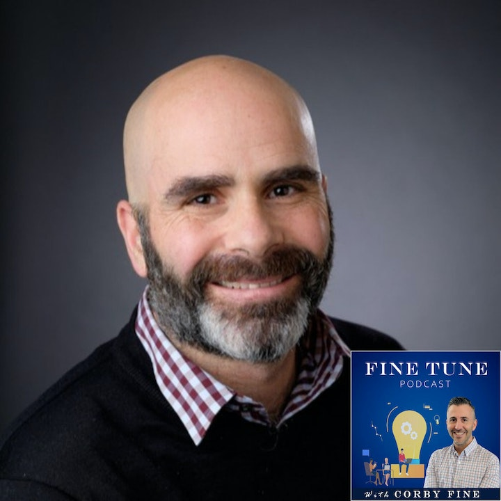 Episode image for EP24 - How to stay Relevant on Marketing, Technology and Other Stuff with Jed Schneiderman