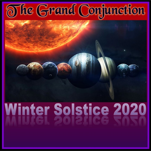 025 - Breathe In The 2020 Winter Solstice Image