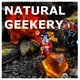 Natural Geekery Podcast Album Art