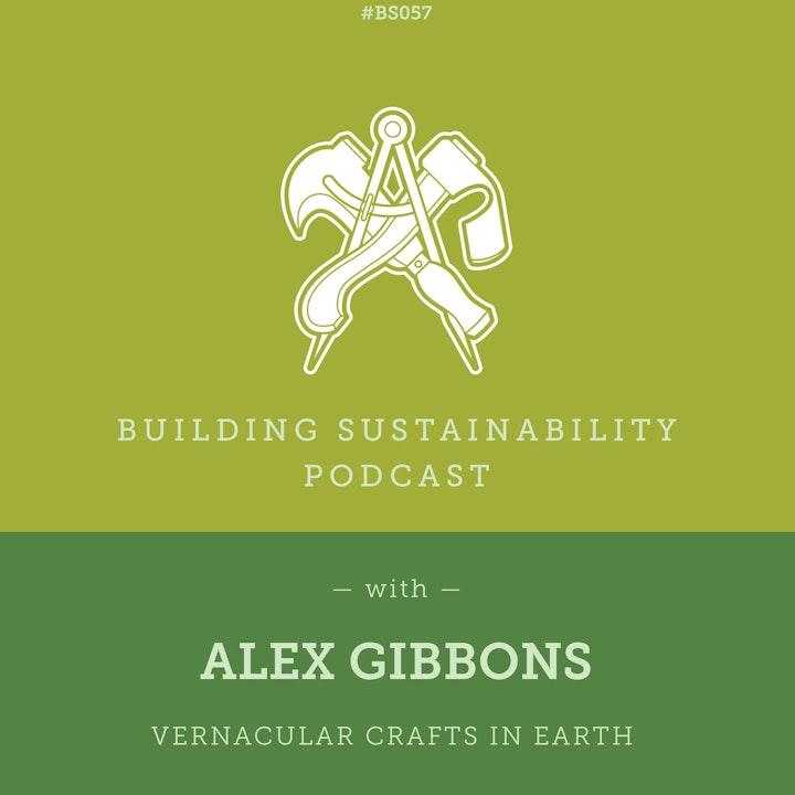 Vernacular Crafts in Earth Pt1 - Alex Gibbons - BS57