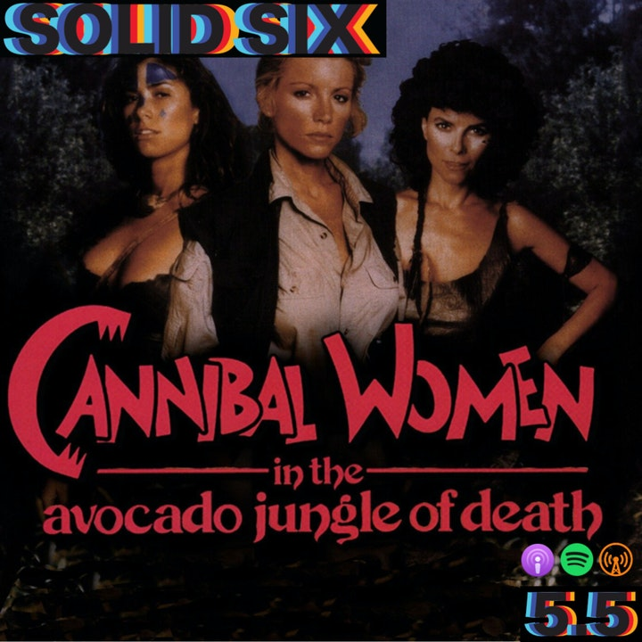 Episode 5.5: Bidet Cinema - Cannibal Women of the Avocado Jungle, Project Grizzly, and Body of Evidence