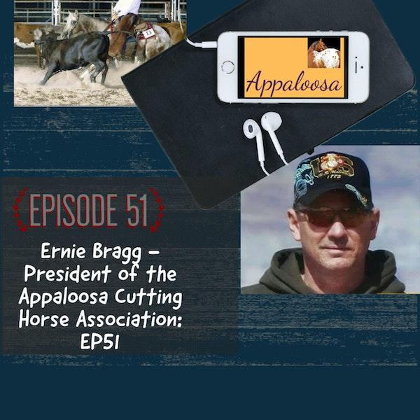Ernie Bragg - Appaloosa Cutting Horse Association Image