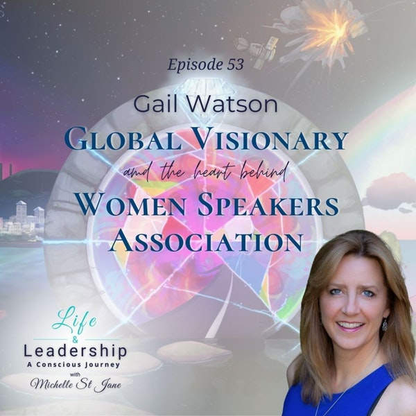 Gail Watson | 🌎 Global Visionary & ❤️ behind Women Speakers Association Image