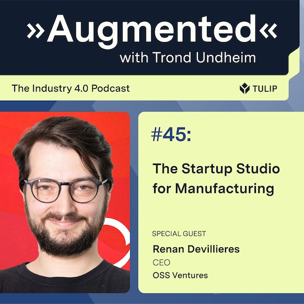 The Startup Studio for Manufacturing Image