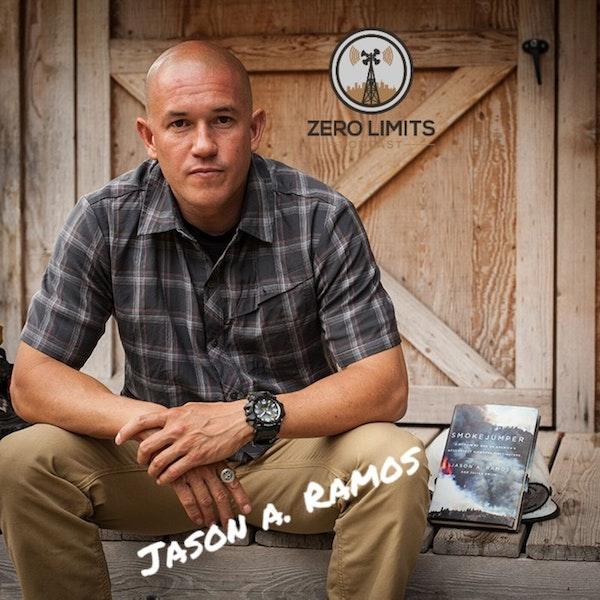 Ep. 13 - Jason A. Ramos Wildland Firefighter Smokejumper Image
