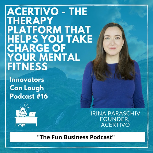 Acertivo: the Romanian startup and therapy platform that helps you take charge of your mental fitness Image