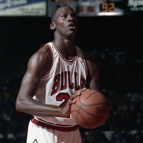 Michael Jordan's second NBA season - March 9 through 23, 1986 - NB86-12 Image