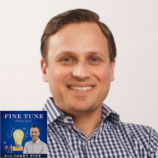 EP30 - BenchSci wants to bring new medicine to patients 50% faster with Simon Smith Image