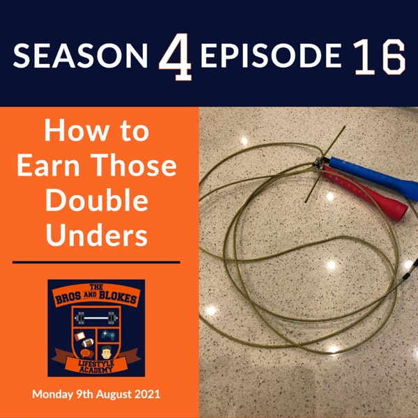 How to Earn Those 'Double Unders'