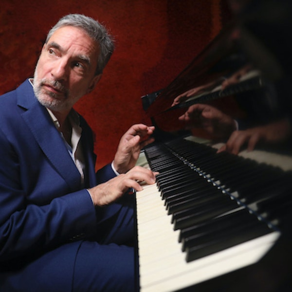 Episode 11 - An interview with the fantastic pianist and organist Mike Ledonne. Image