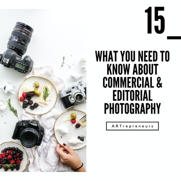 What you need to know about commercial and editorial photography Image