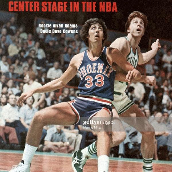 Bob Ryan: 1976 NBA Finals - Game 5 (3OT) - [45th anniversary - Suns v Celtics] - AIR119 Image