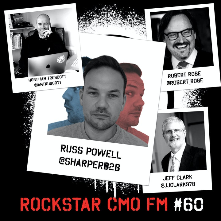 The Customer Journey, Russ Powell and a Cocktail for the Community Episode