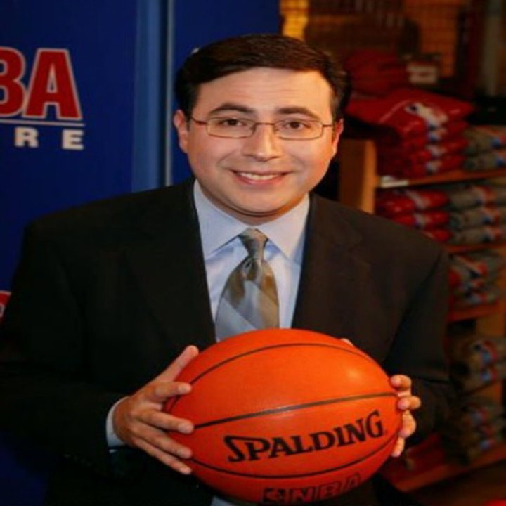 Ian Eagle: Emmy Award-winning play-by-play announcer, voice of NBA Action - AIR015