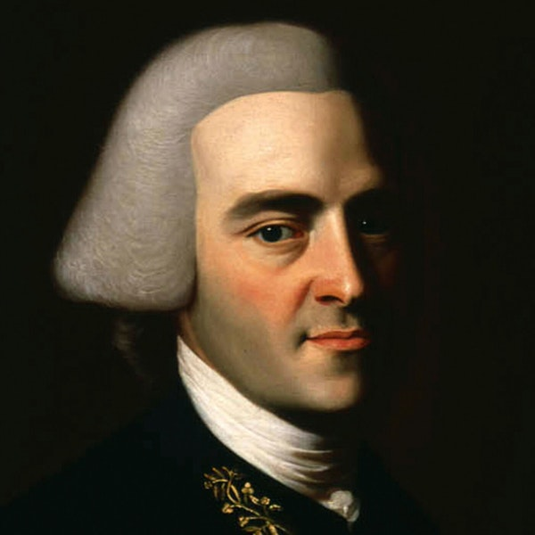 Episode 47: John Hancock - The First Signature of Independence Image