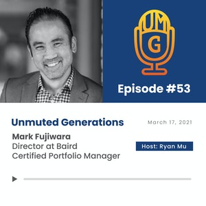 Mark Fujiwara - Cultivating a Money Mindset With a Financial Director