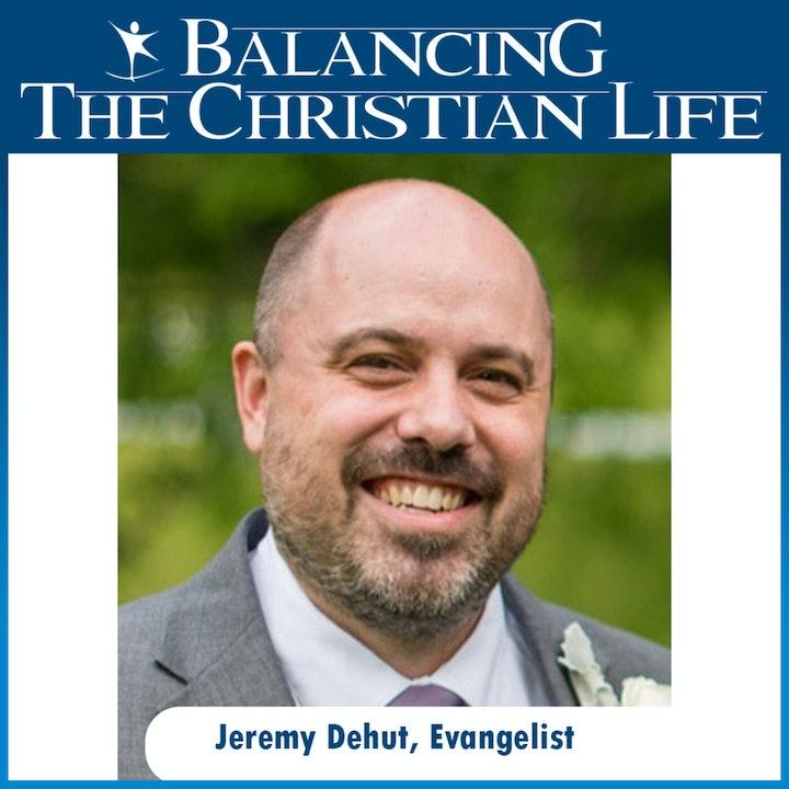 Why journal? An interview with Jeremy Dehut