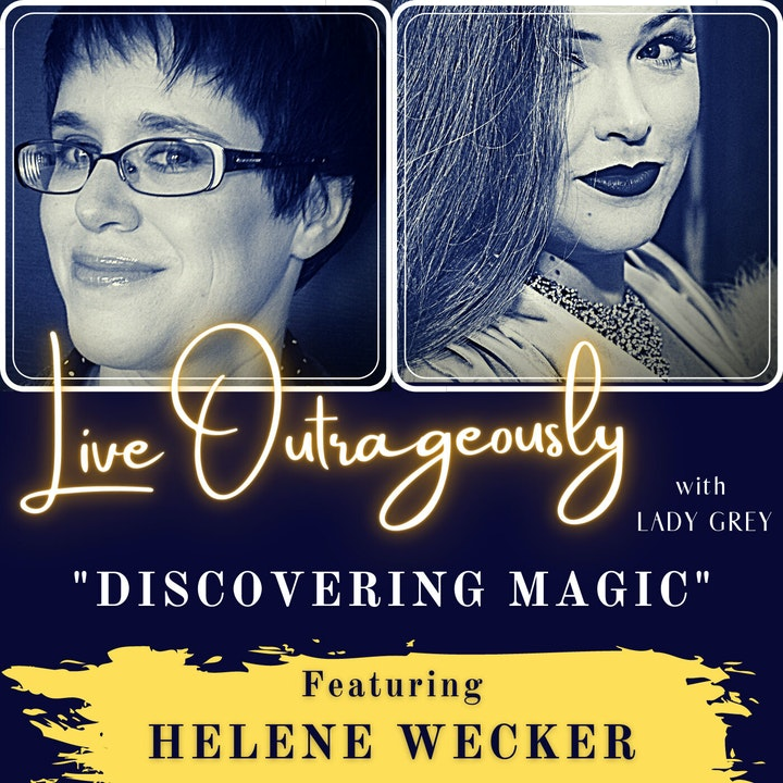 Discovering Magic with Helene Wecker
