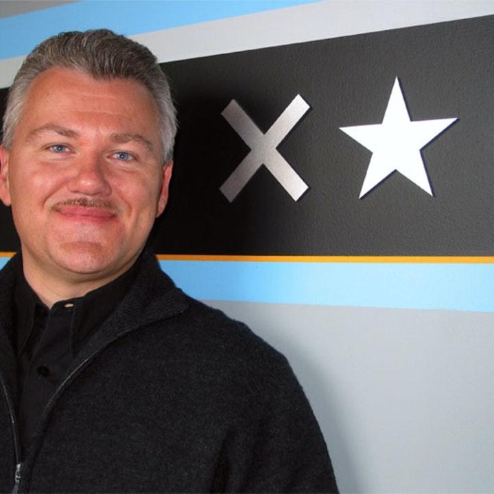 Tom O'Grady: NBA Creative Director (former), Gameplan Creative CEO and sports design trendsetter - AIR093