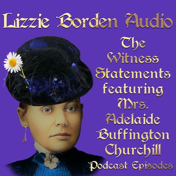 Witness Statements of Lizzie Borden, Episode 2