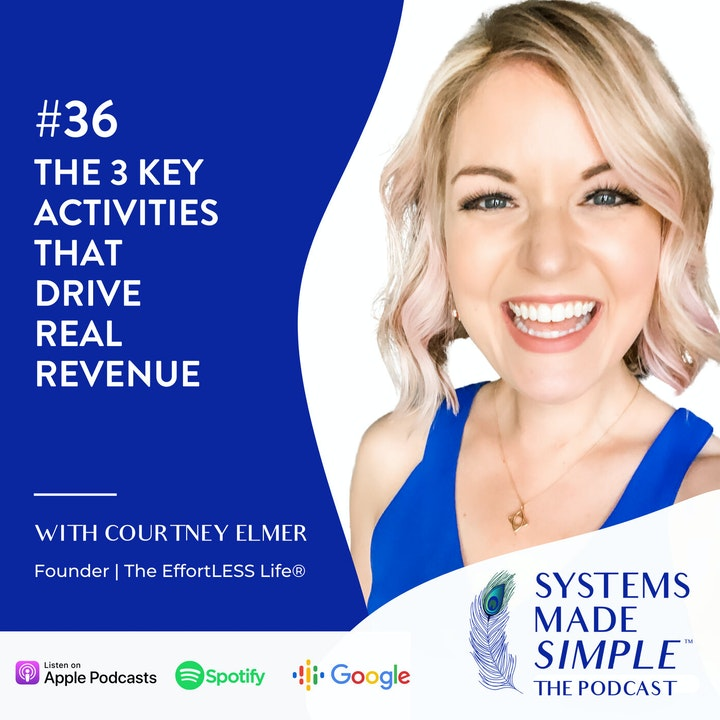 The 3 Key Activities That Drive Real Revenue