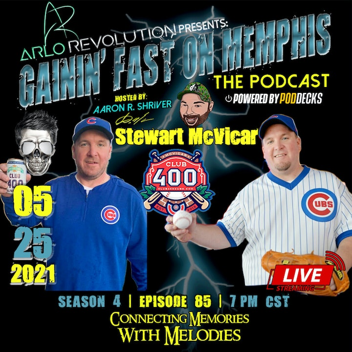 Stewart McVicar | Club 400 Owner, Podcast Host, & The Ultimate Chicago Cubs Fan