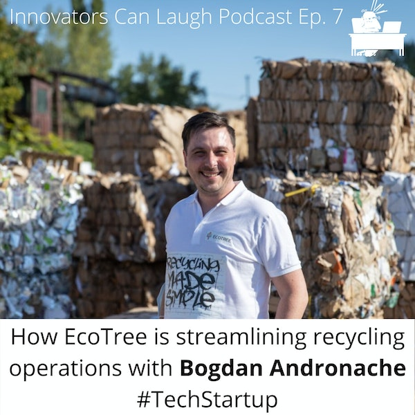 What Uber did for ride-sharing Bogdan Andronache is doing for Recycling (#7) Image