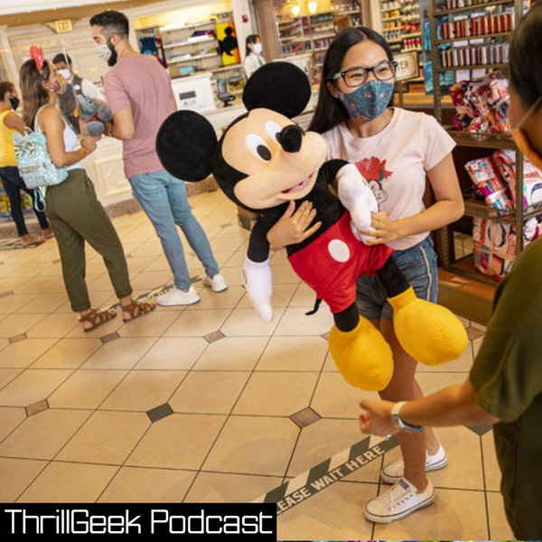New Mask Polices, Taste of Food & Wine, Gaylord Palms Staycation Image