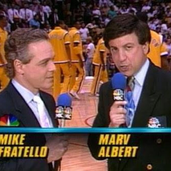 (Our) Greatest NBA Broadcasters and Commentators - AIR052 Image