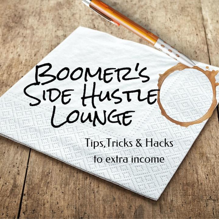 Boomer's Side Hustle Lounge