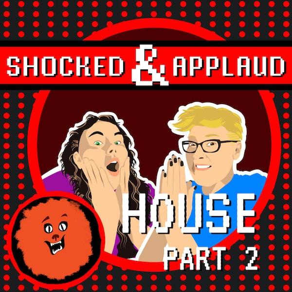 House Part 2: Beachball Watermelon Jack-o-lanterns From Hell