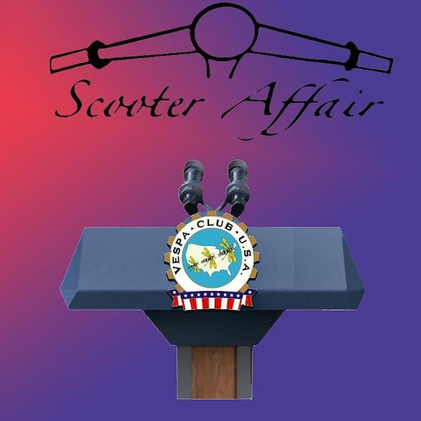 A Talk with Vespa Club of America President, Josh Rogers Image