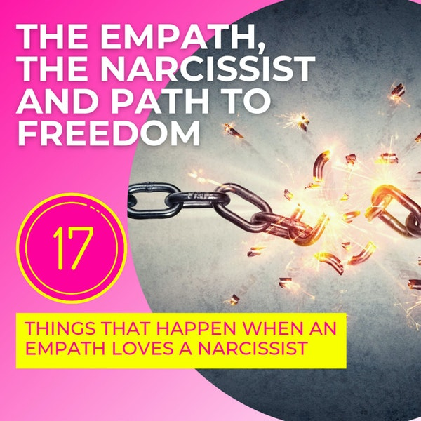 The Empath, The Narcissist And The Path To Freedom Image