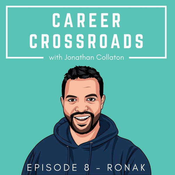 Ronak – From Biomedical Sciences, to Marketing, to Entrepreneur-Barista Image