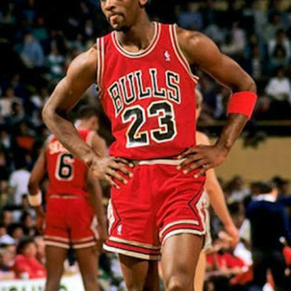 Michael Jordan's third NBA season - January 15 through 29, 1987 - NB87-7 Image