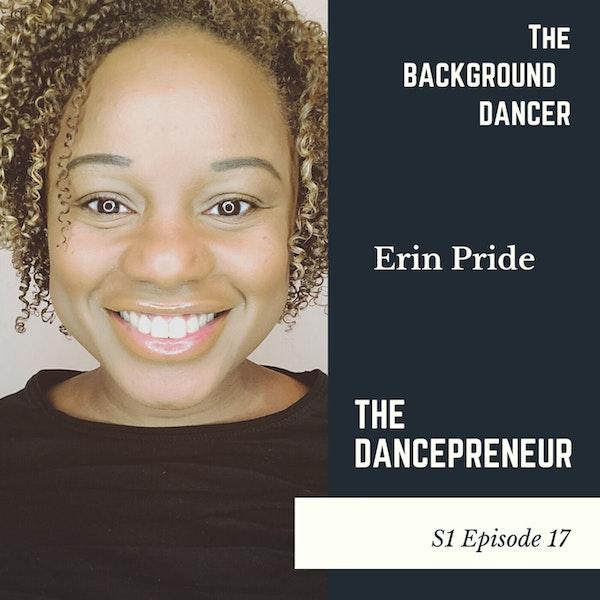 The Dancepreneur | Erin Pride Image