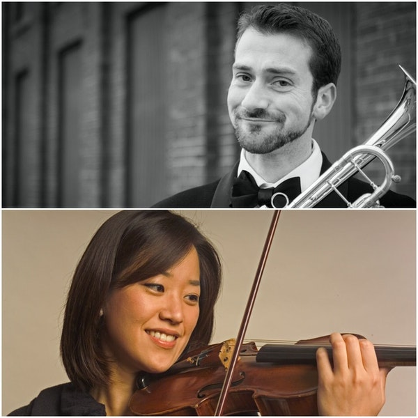 Suncoast Music Power Couple, Aaron Romm and Sun-Young Gemma Shin, Join the Club Image