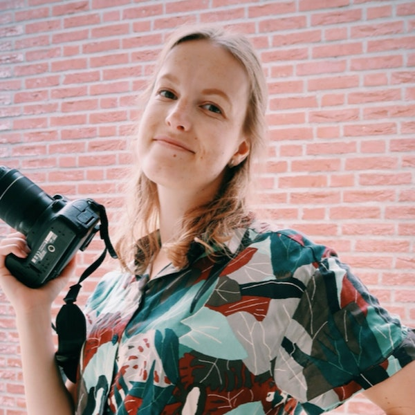 How can I use Video Marketing for myself? w/ Iris Boogaard   The Freelancer Talk #7 Image