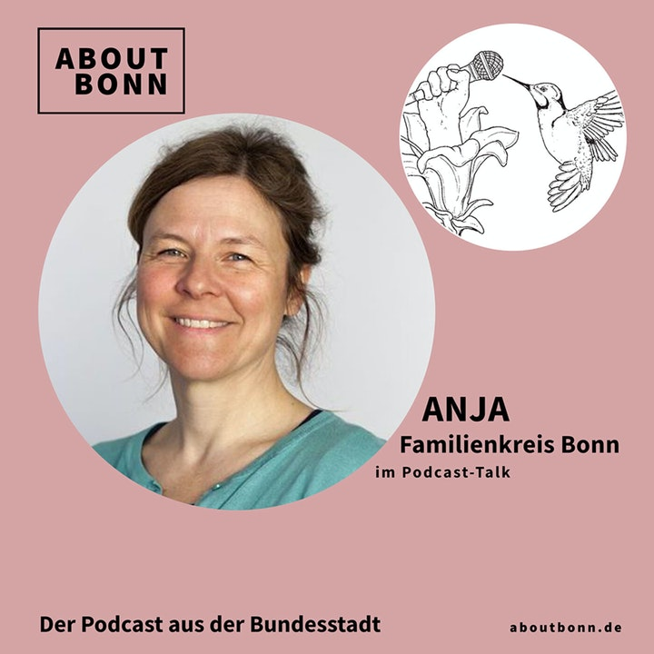 Episode image for Wie geht es Familien in Bonn, Anja? (mit Anja Henkel, Familienkreis Bonn)