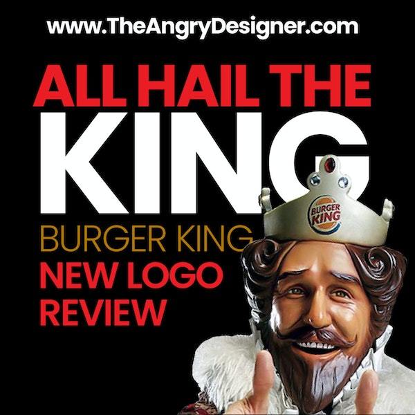 Logo Review: Is the new Burger King logo review Dope or Nope - All Hail the King! Image