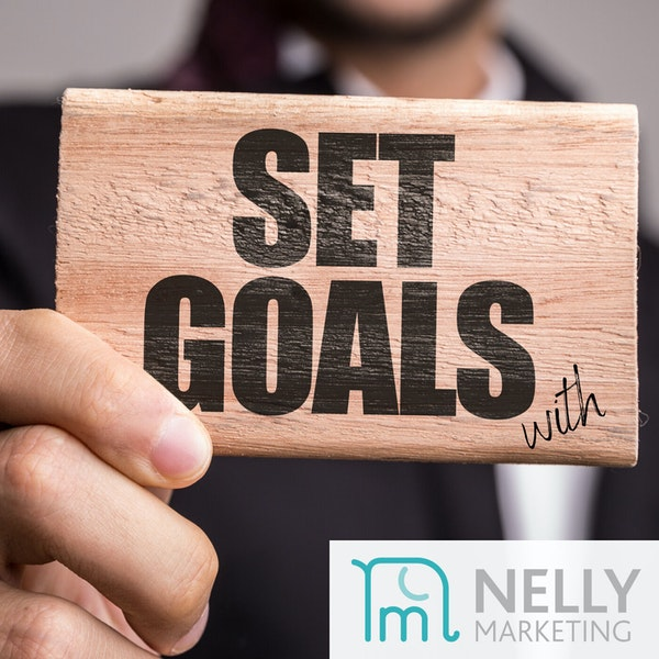 #1 | SMART Goal Setting with Lauren from Nelly Marketing | The Freelancer Talk Image
