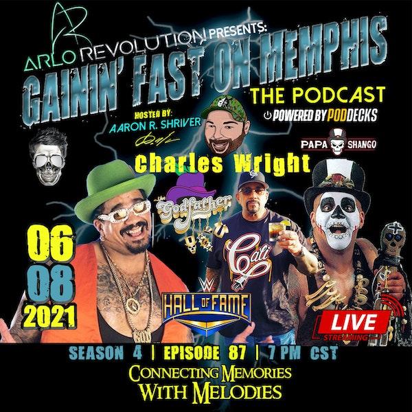 Charles Wright   WWE Hall Of Fame / The Godfather / Papa Shango Image