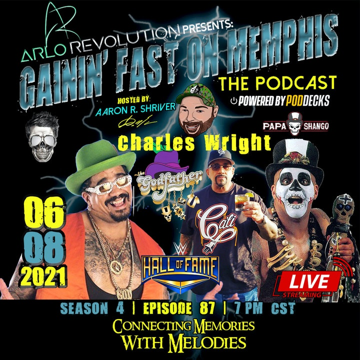 Charles Wright   WWE Hall Of Fame / The Godfather / Papa Shango