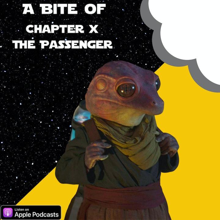 The Mandalorian Chapter 10: The Passenger | Star Wars