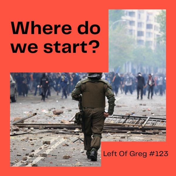 #123: Where Do We Start?