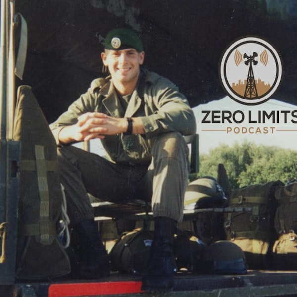 Ep. 14 - Joel Struthers Former French Foreign Legionnaire and helicopter pilot Image