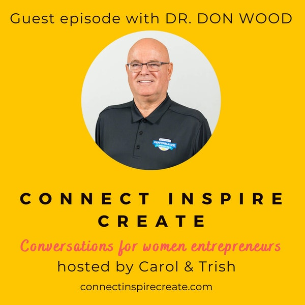 #18: How Trauma Affects Our Lives with our guest Dr. Don Wood