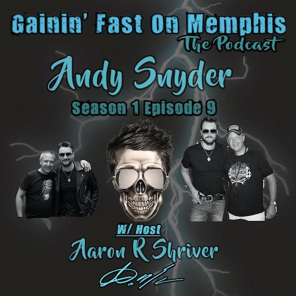 "Andy Snyder | Original ""Church Choir"" Member Image"