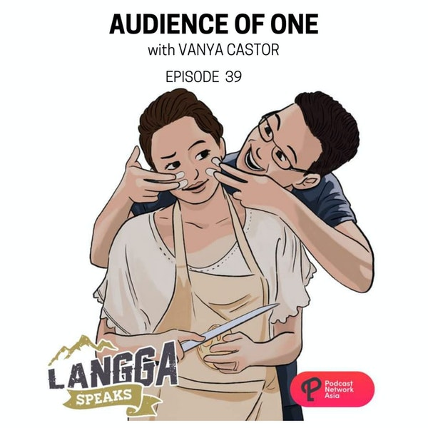 LSP 39: SHE SPEAKS: Audience of One with Vanya Castor Image
