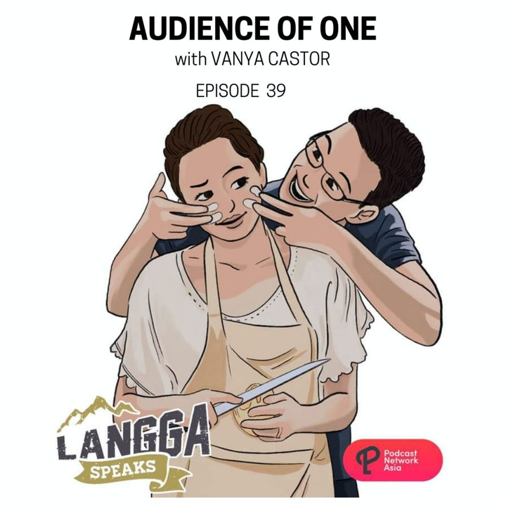 LSP 39: SHE SPEAKS: Audience of One with Vanya Castor